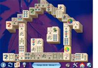 Jeu de mahjong formes connues