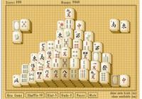 Jeu de mahjong des monuments anciens
