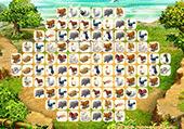 Mahjong connect animaux de la ferme