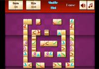 Mahjong des figures géométriques