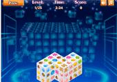 Cubes en 3D
