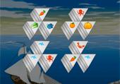 Mahjong bateaux