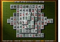 Jeu de mahjong 3D