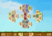 Mahjong des dragons et pandas